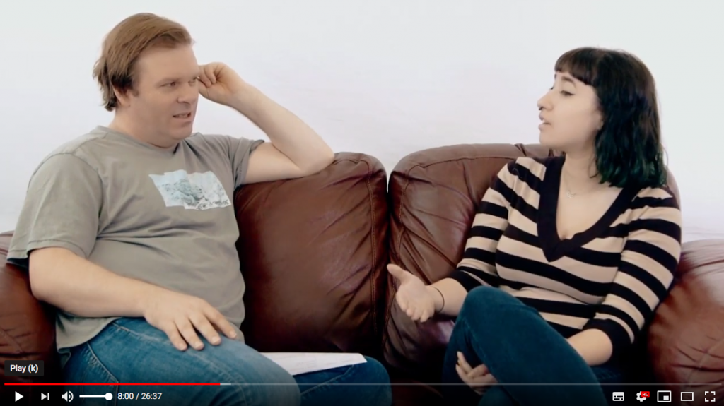 Dyslexia Scotland documentary