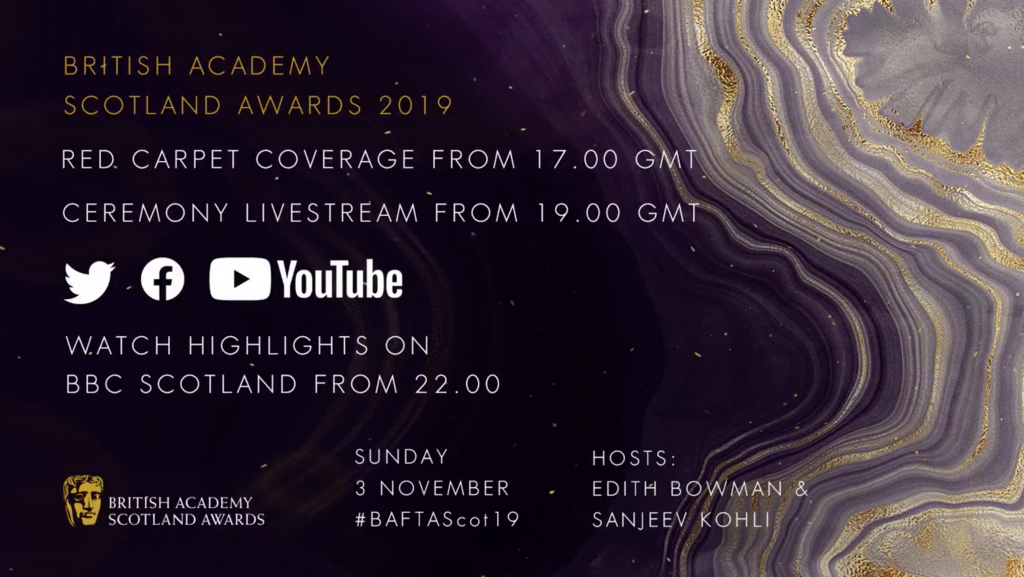 BAFTA Scotland livestream
